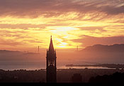 Sunset at Campanile