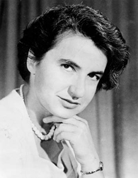 Rosalind Franklin (courtesy of Jewish Chronicle Archive/Heritage-Images)